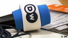 Deutsche Welle Mikrophon