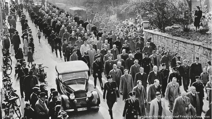 Baden-Baden, 10. November 1939 © Bundesarchiv, Koblenz, Fotograf: Josef Friedrich Coeppicus (Bundesarchiv Koblenz/ Josef Friedrich Coeppicus)
