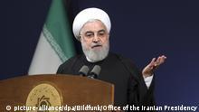 Iran will nicht komplett aus Atomabkommen aussteigen