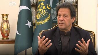 Screenshot Exklusivinterview mit Imran Khan