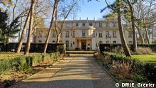 Deutschland Berlin Haus der Wannsee Konferenz