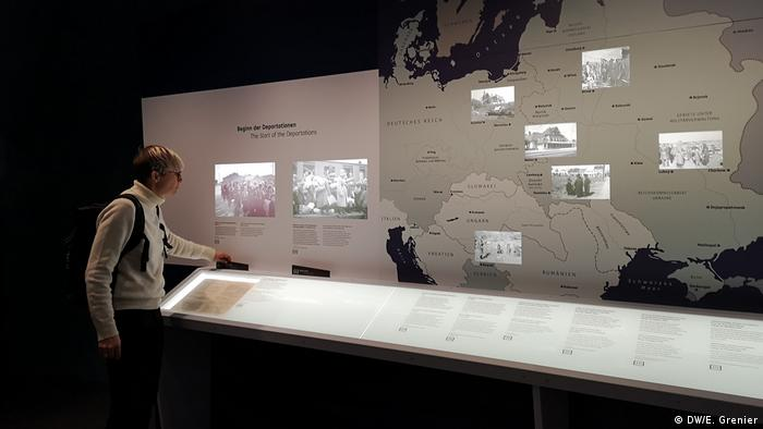 House of the Wannsee Conference exhibition (DW/E. Grenier)