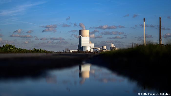 Deutschland | Neues Kohlekraftwerk Datteln 4