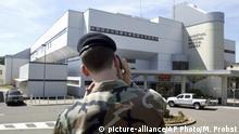 Deutschland Landstuhl | US-amerikanisches Militärkrankenhaus