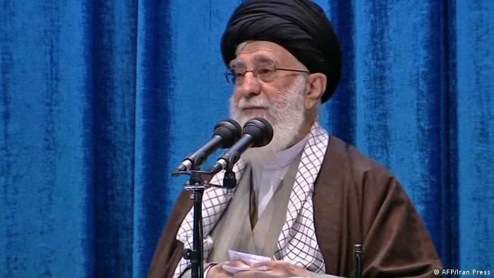 Iran l Ayatollah Khamenei will Freitagsgebet in Teheran leiten (AFP/Iran Press)