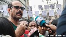 Atiqul Islam - Bürgermeister der Dhaka North City Corporation.