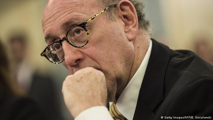 USA Washington   Kenneth Feinberg Gründer und Partner von Feinberg Rozen LLP
