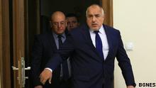 Bulgarischer Premier Bojko Borissow