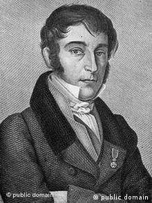 Carl Friedrich Philipp von Martius (public domain)