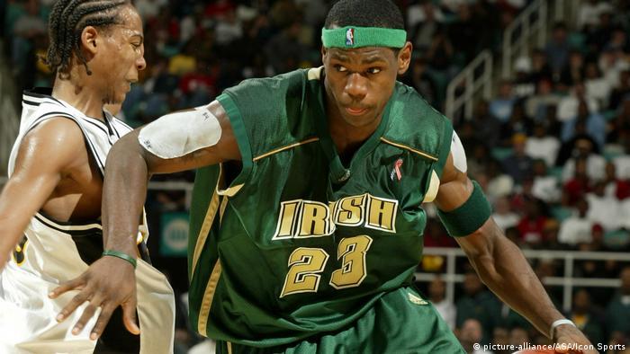 USA | Basketballspieler LeBron James