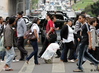 Transporte é problema para quem não mora no Plano Piloto