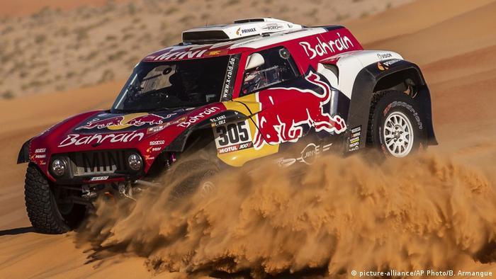 Saudi Arabien | Rallay Dakar 2020 - Carlos Sainz