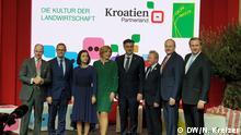 Berlin   Grüne Woche- Partnerland Kroatien