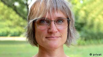 Julia von Weiler of the Innocence in Danger project