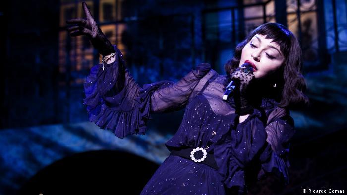 Portugal Madonna Konzert Lissabon