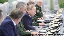 Russland testet Überschallrakete Avangard