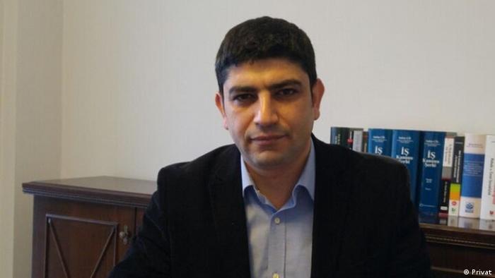 Lawyer Hakan Bakircioglu