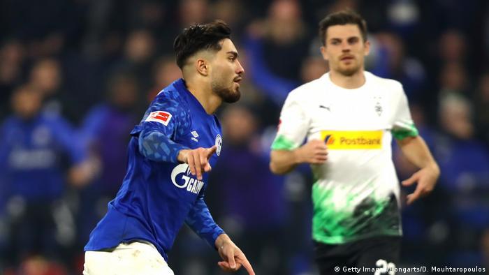 Suat Serdar has enjoyed a strong season so far with Schalke