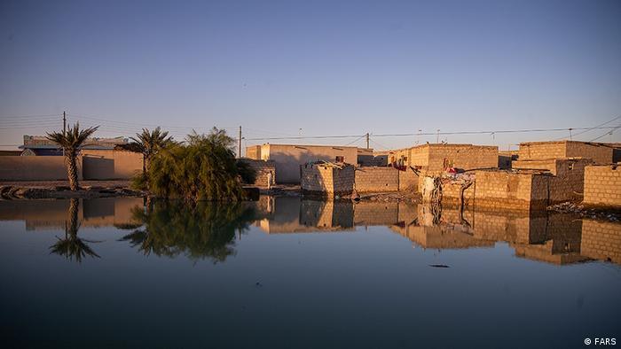 Iran Überschwemmung Provinzen Sistan und Balutschestan (FARS)