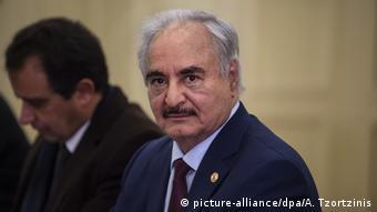 Μια από τις πρώτες ενέργειες του Χάφταρ, εάν επικρατήσει, θα είναι η ακύρωση της συμφωνίας Τουρκίας-Λιβύης, όπως έχει πει