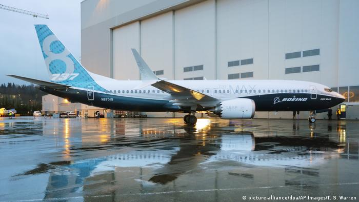 Boeing discovers new software problem in 737 Max