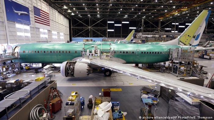Boeing finds new flaw on grounded 737 MAX jet