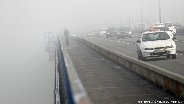 Beograd se u oktobru 2019. prvi put pojavio u top pet gradova sa najzagađenijim vazduhom na svetu