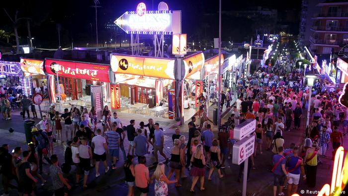Majorca, Ibiza crack down on party tourism
