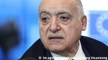 UN Sonderbeauftragter für Libyen | Ghassan Salamé