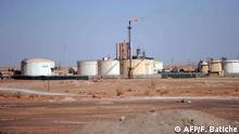 Libyen Konflik l Öl - Ölraffinerie in Amenas