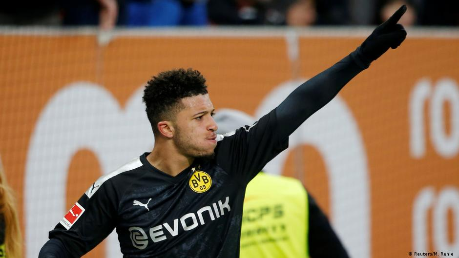 Keeping Jadon Sancho from Manchester United shows Borussia Dortmund's growth