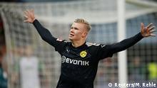 Bundesliga FC Augsburg - Borussia Dortmund | Tor Erling Haaland