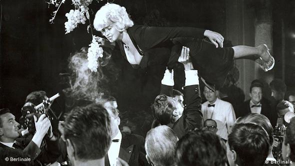 Jayne Mansfield, 1961