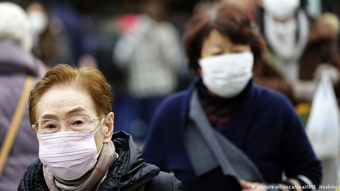 El uso de mascarillas ha aumentado en China.