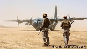 Jemen Konflikt Saudi Arabien