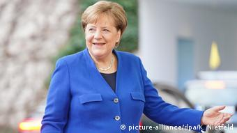 آنگلا مرکل، صدراعظم آلمان نقش محوری را در کنفرانس لیبی برعهده دارد