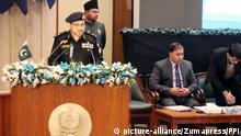 Pakistan Kaleem Imam Generalinspektor der Polizei Sindh
