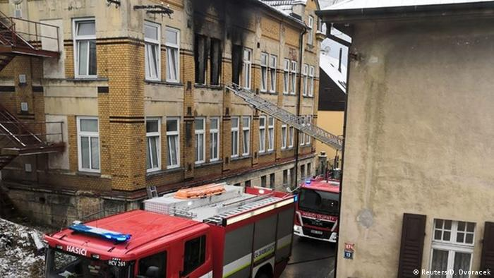 Ocho muertos en el incendio de una residencia para discapacitados en Chequia | Europa al día | DW | 19.01.2020