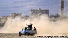 Jemen Konflikt l Huthi-Rebellen in Sanaa