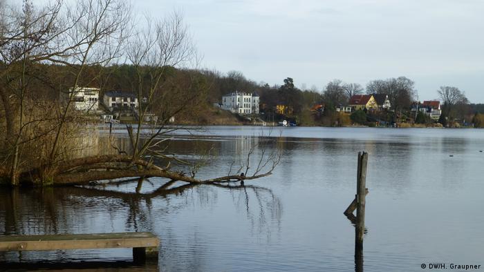 Грюнгайде - справді ідилічна місцина, але як довго ще?