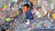 China verbietet Plastiktüten in Supermärkten