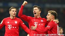 Bundesliga Hertha BSC - Bayern München