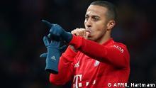 Bundesliga Hertha BSC - Bayern München | Thiago