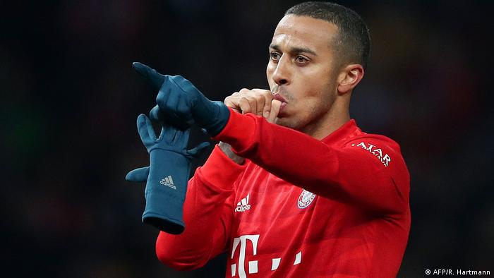 Bundesliga: Bayern Munich's Goretzka and Thiago begin to remedy midfield malaise