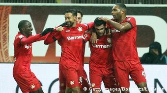 Bundesliga SC Paderborn 07 v Bayer 04 Leverkusen | Jubel