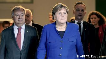 Deutschland Libyen-Konferenz in Berlin