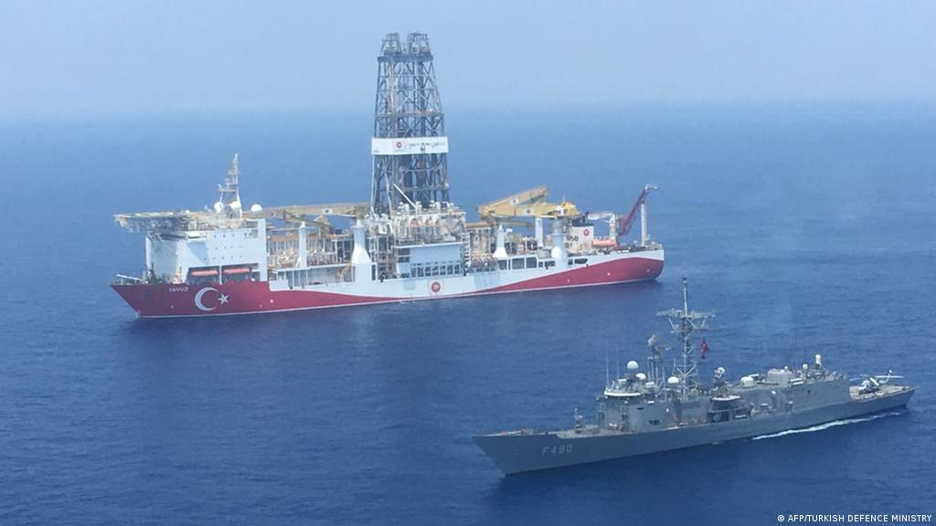 Turkey discovers large natural gas reserve off Black Sea | News | DW |  21.08.2020