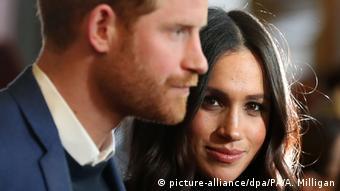UK Harry und Meghan