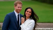UK Harry und Meghan