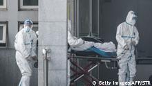 China, Wuhan: Patienten mit SARS-ähnlichen Virus infiziert